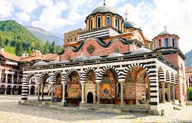 Рилският манастир - саногенно място според д-р Драганов.